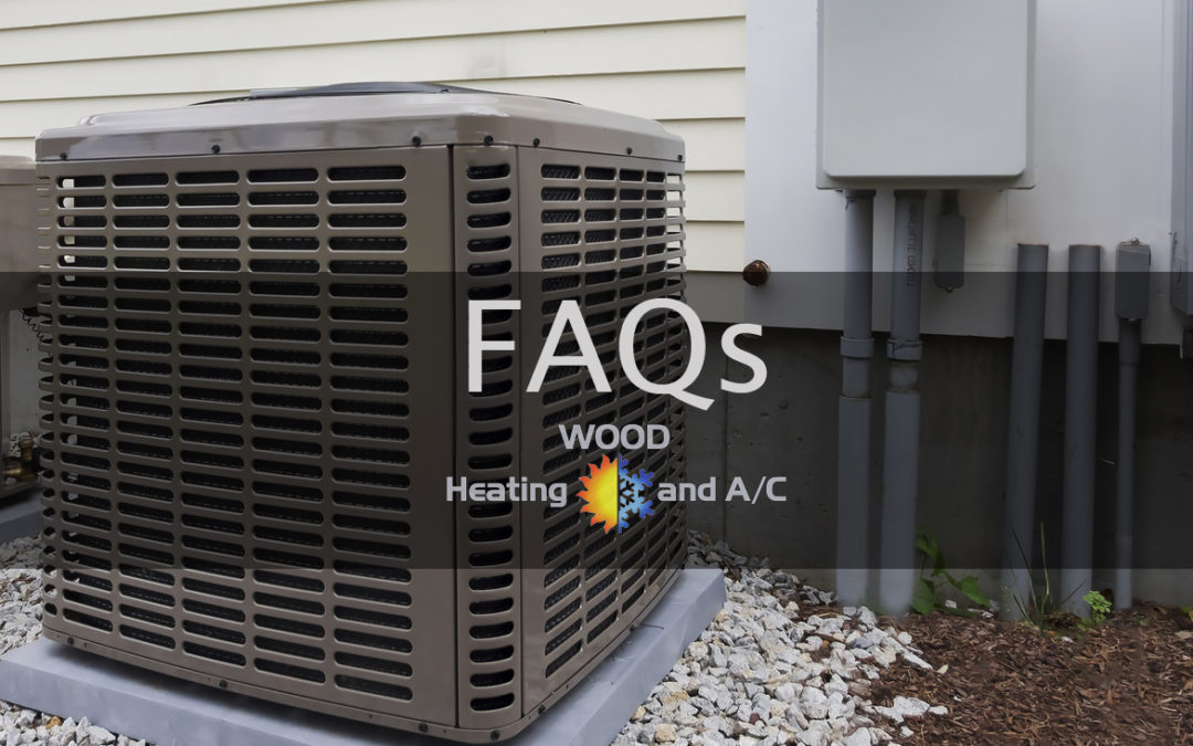 FAQs About Heating and Cooling